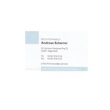 Andreas Scharrer