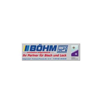 Karosseriefachbetrieb Böhm